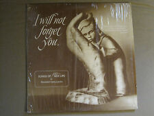 REVEREND CAREY LANDRY I WILL NOT FORGET YOU LP '74 RARE PRIVATE GOSPEL IN SHRINK