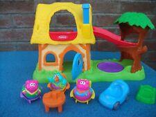 Playskool Weebles 3 petits cochons aventure Cottage Maison par Hasbro