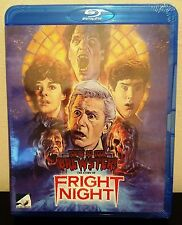 FRIGHT NIGHT Story Documentary You're So Cool Brewster! Blu Ray/DVD 3-Disc Combo