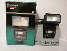 Universal Fit Hanimex TZ3600 Flash for Pentax Canon nikon minolta etc