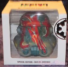 Disney Star Wars Boba Fett Helmet - Special Edition - Star Wars Legion - 6'' New