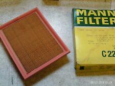 Mann Filter  Air Filter C2256  Vauxhall / Opel  Combo, Corsa, Tigra