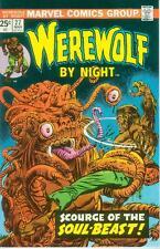 Werewolf by Night # 27 (Don Perlin) (USA, 1975)