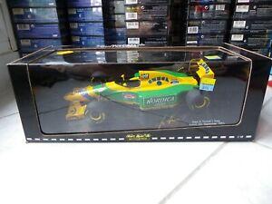 Benetton Ford B193 Michael Schumacher #5 Estoril 1993 1/18 MINICHAMPS F1 IN Box