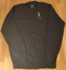 Diesel K-alby Men's Casual Slim Fit Knitted Pullover Long Sleeve Sweatshirt M