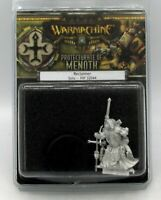Warmachine PIP32044 Reclaimer Solo (Protectorate of Menoth) Warrior-Priest Hero