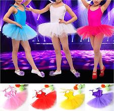 Vestito Tutù Saggio Danza Bambina - Girl Ballet Tutu Dress DANC007