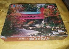 MB Big Ben 1000pc Puzzle CONWAY, NH [New]