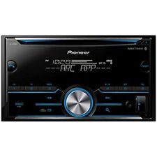 Pioneer Bluetooth Double Din Sized CD Receiver with Remote (FH-S501BT) ™