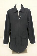 Columbia Sportswear Black Cotton Blend Longer Cut Jacket Women's Size Medium