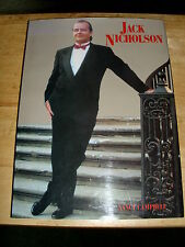 JACK NICHOLSON...by Nancy Campbell..A look into a Great Actor.NEW...Hardcover