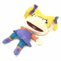 Applause Plush Angelica Rugrats Soft Toy Puppet Nickelodeon