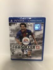 FIFA Soccer 13 Sony PlayStation Vita *Factory Sealed! New
