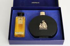 Eau de Lanvin Arpege Perfume Parfum Box Complete Set Never Opened Vintage France