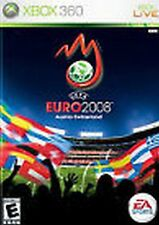 UEFA Euro 2008 soccer NEW factory sealed Xbox 360
