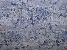 """LIBERTY OF LONDON TANA LAWN FABRIC  """"The Atrium"""" 2 METRES (200CM)"""