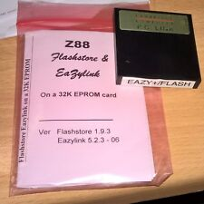 Z88-to-Mac Cambridge computer Eazy/+ FLASH EPROM