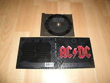 AC/DC BLACK ICE MUSIC CD DECIMOQUINTO ALBUM DEL GRUPO USADO EN MUY BUEN ESTADO