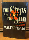 THE STEPS OF THE SUN Walter Tevis 1983 HCDJ 1st/1st Queen's Gambit Author