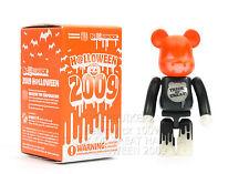Medicom Toy Bearbrick 100% HALLOWEEN 2009 MIB Be@rbrick Halloween Trick or Treat
