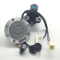 For Yamaha FZ09 FZ07 FZ1/FZ6/FZ8/N/S Ignition Switch Lock Fuel Gas Cap Key Set