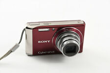 Sony Cypershot DSC-W370 14.1MP Digital Point & Shoot Camera w/ battery
