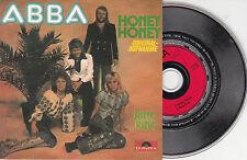 CD CARTONNE CARDSLEEVE 2T ABBA HONEY HONEY + RING RING  ETAT NEUF