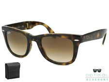 Ray Ban RB4105 710/51 50 FOLDING WAYFARER occhiali sole Sunglasses Sonnenbrille