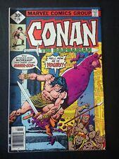 Conan the Barbarian #76 (1977) FN