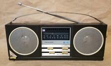 Realistic AM / FM Stereo Mate 12-705 Portable Shop Radio Mini Boombox WORKS