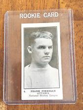 1924 V145-2 HIGH END Wiliam Patterson FRANK FINNIGAN RC Star Rookie ExMt Ottawa