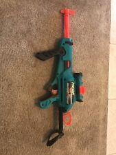 Vintage 1998  NERF Hyper Sight Expanding Blast Dart Gun. No Darts