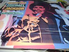 The Original Soul Of Michael Jackson 1987 Motown Records LP PROMO VINYL EX+/NM