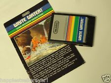 Intellivision White Water with Manual for the Intellivision Video Game System