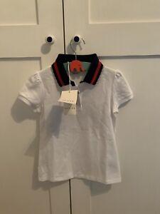 Gucci Girls T Shirt Brand New Age 5