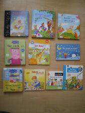 10 Bilderbücher - Kinderbücher für die Kleinen, Bücherpaket, Bücherkonvulut