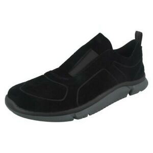 Mens Clarks Casual Shoes 'Triken Easy'