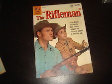 THE RIFLEMAN #5  Western, Cowboy Silver Age Dell Comics VFN 1960