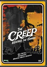 Creep Behind The Camera DVD Synapse biography of Vic Savage the Creeping Terror