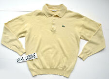 Vintage Chemise Lacoste Polo Jumper Shirt Sweater sz 5 ( S - XS ) 80s 90s
