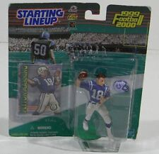 Peyton Manning 1999/2000 Starting Lineup Indianapolis Colts