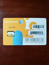 New listing At&T factory sim card