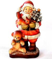 A Friend To All by Anri of Italy Large Version Limited Edition Woodcarving