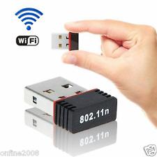 150 Mbps USB Wifi Adaptateur Sans Fil 802.11n/g/b 150 M PC Ordinateur Réseau LAN CARTE