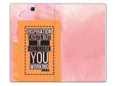 Samsung Galaxy Tab A 9.7 Tablethülle Flex Book Fantastic Tasche Inspiration