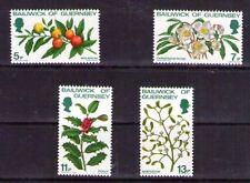 Guernsey tema flores año 1978 (T-100)
