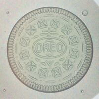 Flexible Resin Mold Oreo Cookie Mould Resin Craft Supplies