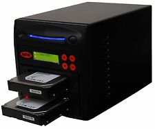 "1-1 SATA 2.5""&3.5"" Dual Port Hard Drive Duplicator/Sanitizer Copy Station Eraser"