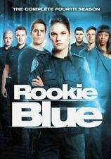 Rookie Blue Complete Fourth Season 0741952750994 DVD Region 1