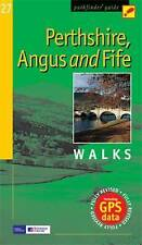Pertshire Walks (Ordnance Survey Pathfinder Guide)-ExLibrary